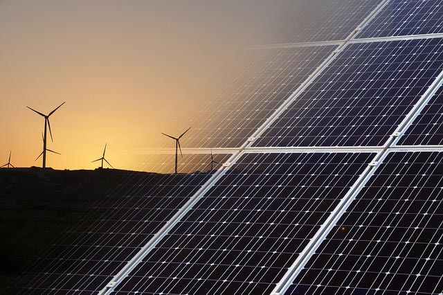 What are renewable energy sources?