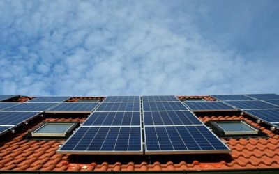 What is the price of a solar power plant for a family house?