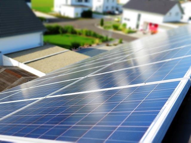 solarni paneli za krov